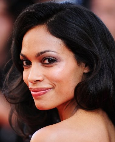 Beautiful Rosario Dawson