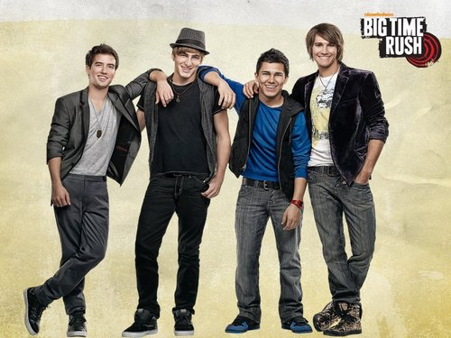 Big Time Rush achtergrond containing a business suit and a well dressed person titled Big Time Rush