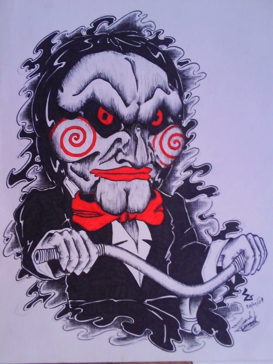 Saw 2 Images Billy The Puppet Hd Wallpaper And Background Photos