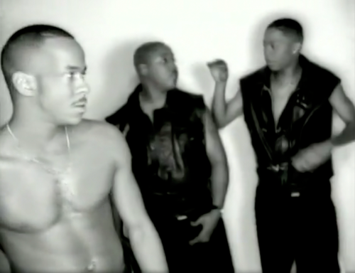 Bobby Brown That's the way 愛 is video