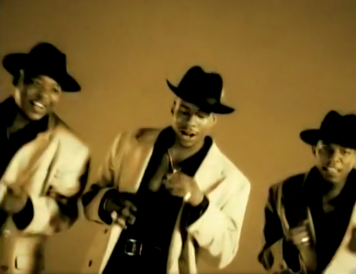Bobby Brown That's the way love is video
