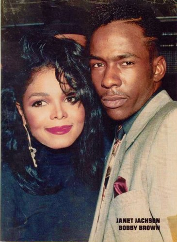 Bobby Brown with Janet Jackson tour