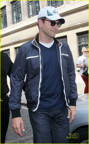 Bradley Cooper: Arthur Ashe Kids' день Теннис Player!