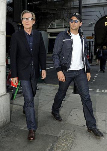 Bradley Cooper at The Wolseley