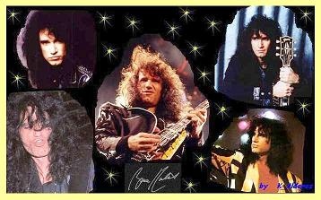 baciare Guitarists wallpaper entitled Bruce Kulick