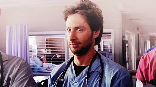 JD Caps - scrubs Screencap