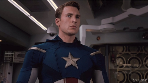 Captain america pic from avengers