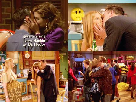 Chandler and Rachel ♥