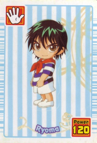 Prince of Tennis wallpaper probably with anime titled Chibi Echizen