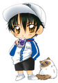 Chibi Echizen - prince-of-tennis fan art