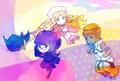 Chibi Elite Four Ver. 4