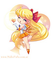 chibi Sailor Venus / Mako-fufu