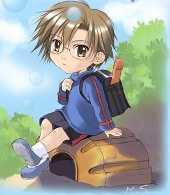 Чиби Tezuka