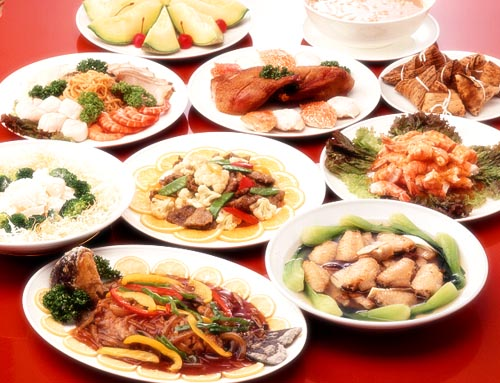 Chinese pagkain