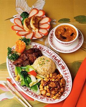 Chinese Еда