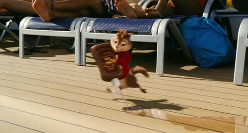 Alvin and the Chipmunks 3: Chip-Wrecked hình nền possibly with a business suit titled Chip-wrecked pics