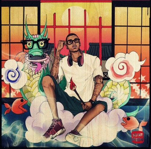 Chris Brown drew this!!!