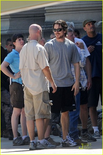 Christian Bale: 'Dark Knight Rises' in Pittsburgh
