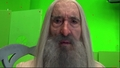 Christopher Lee on The Hobbit as Saruman - christopher-lee screencap