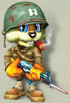 Conker ready 4 war