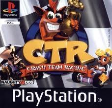 Crash Team Racing!