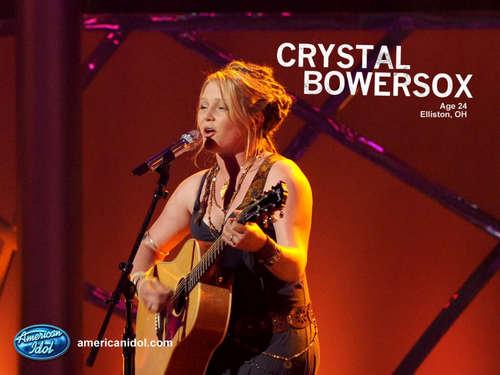 Crystal Bowersox foto's