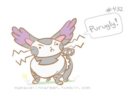 Cutie-Pie Purugly