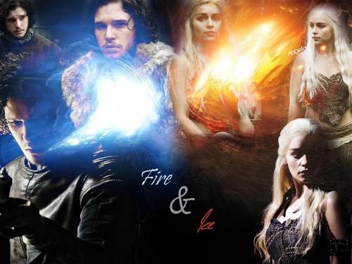 Daenerys & Jon