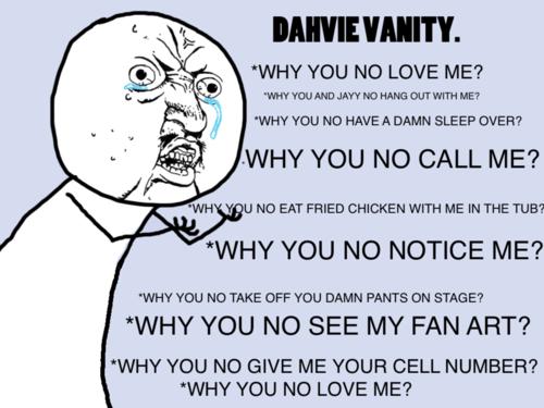 Dahvie Vanity