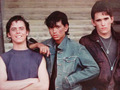 Dally, Johnny and ponyboy in Windrixville
