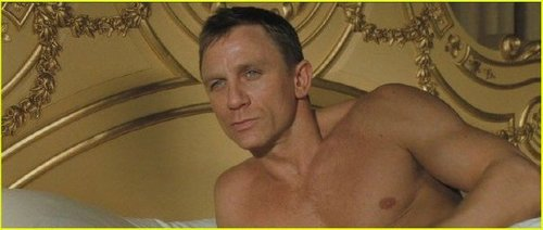 Daniel Craig Hintergrund probably containing skin called Daniel Craig♥
