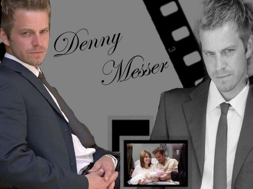 CSI:NY wallpaper with a business suit, a suit, and a two piece titled Danny Messer