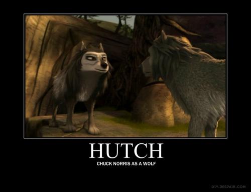 Demotovational Hutch