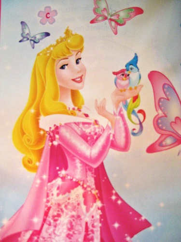 Disney Princess Magazine - Princess Aurora