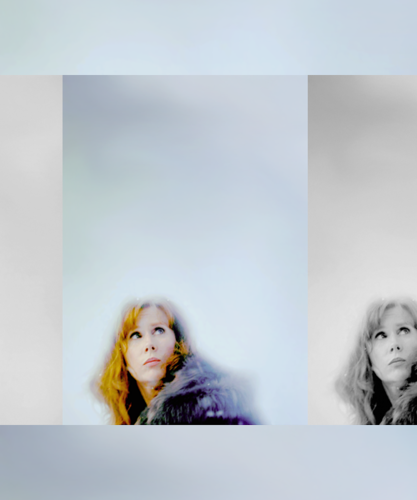Donna Noble Hintergrund with a portrait entitled Donna <3