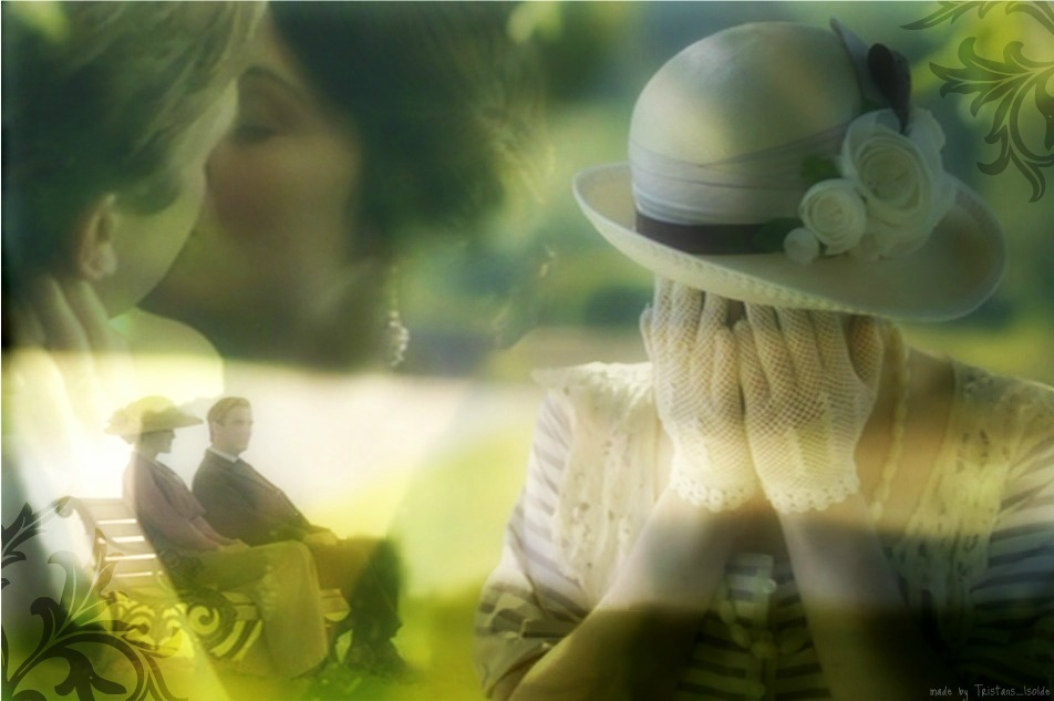 Downton Abbey- Mary & Matthew