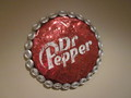 Dr. Pepper Can Art Bottle Cap - dr-pepper fan art