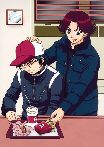 Echizen & Kikumaru