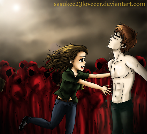 Edward and Bella Fanart