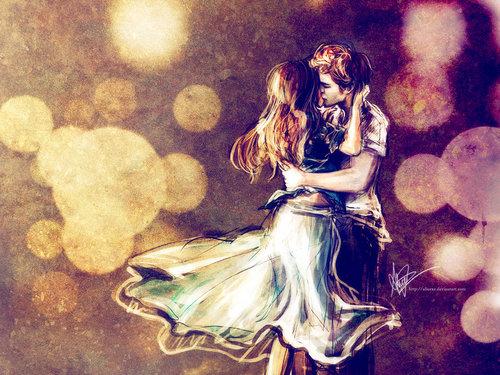 Edward and Bella Fanart