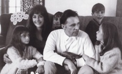Elizabeth with Family