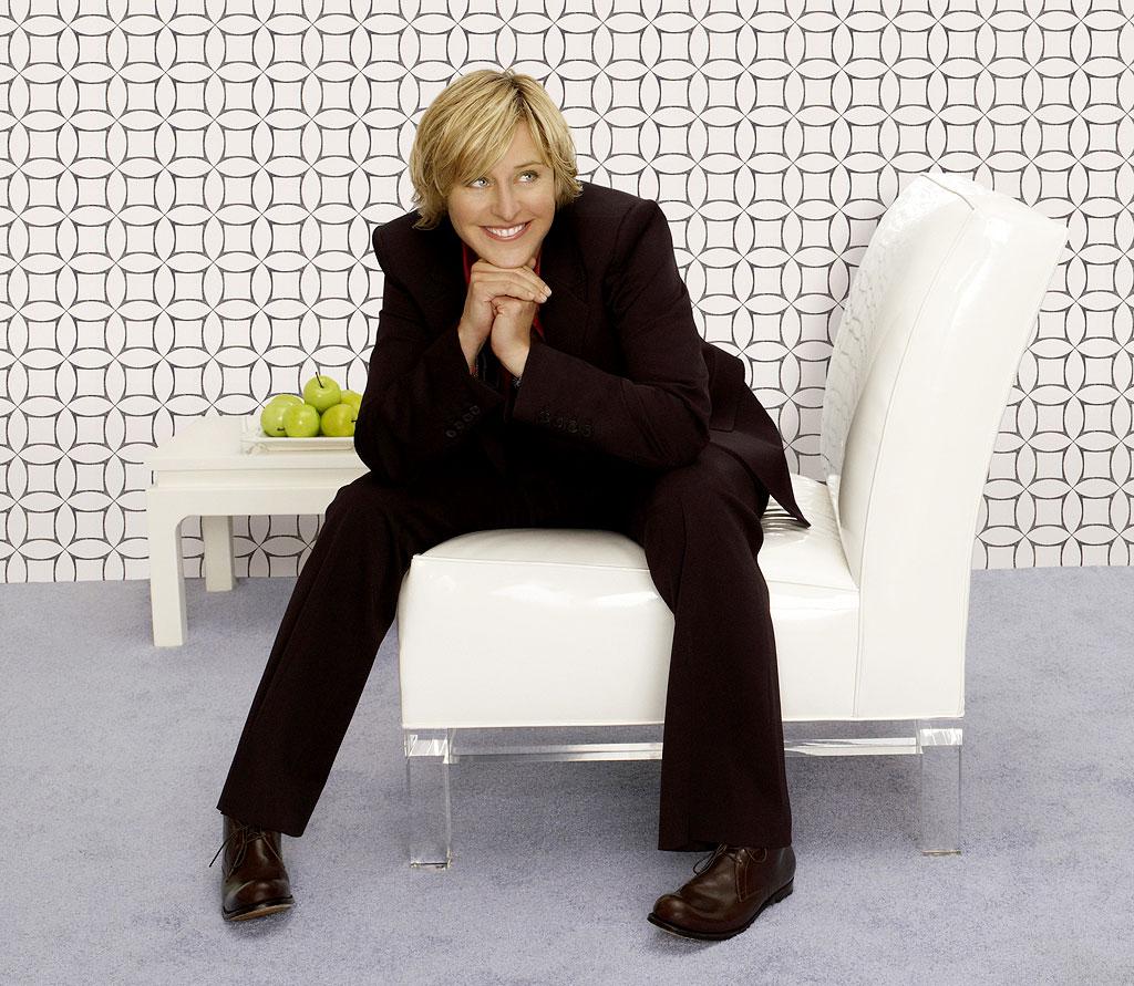 Ellen DeGeneres ellen degeneres