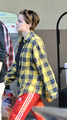 Emma Watson leaves a Grocery Store in Santa Monica