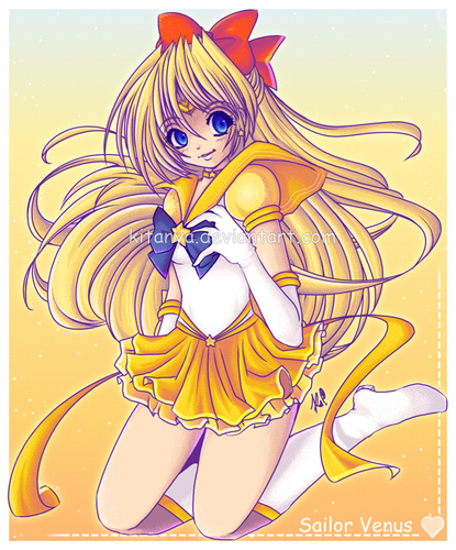 Eternal Sailor Venus