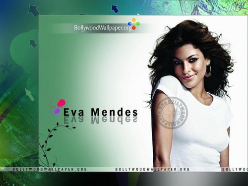 eva mendes wallpaper with a portrait entitled Eva Mendes