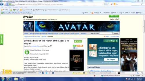 Fail on the Avatar club