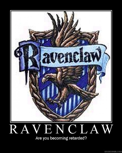 tagahanga Art - Ravenclaw