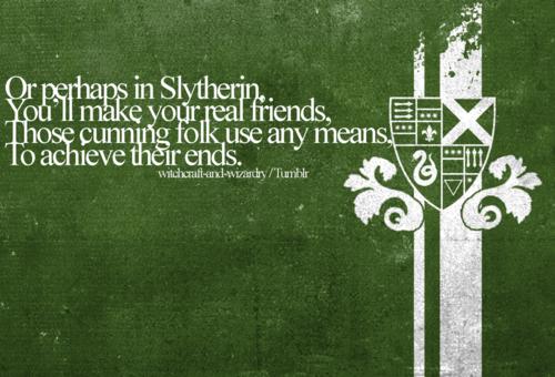 ファン Art - Slytherin