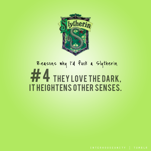 fan Art - Slytherin