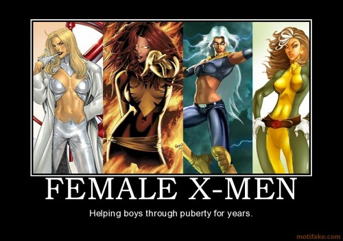 Female X-Men